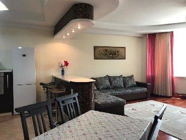 VIP Асанбай Мкр. 2 ком. элитн. квартира.Новый дом, WI-FI, plasma