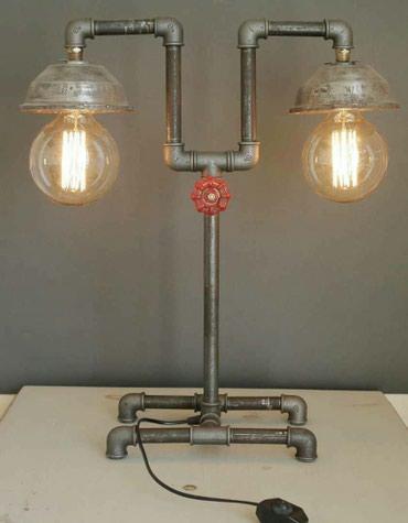 Светильник единственный экземпляр стиль LOFT  в Бишкек