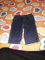 английские детские вещи в Азербайджан: Детские джинсы в хорошом состояние на 2 3 годика