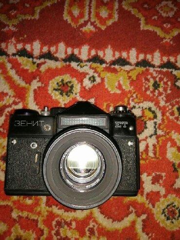 зенит е в Кыргызстан: Советский фотоаппарат зенит