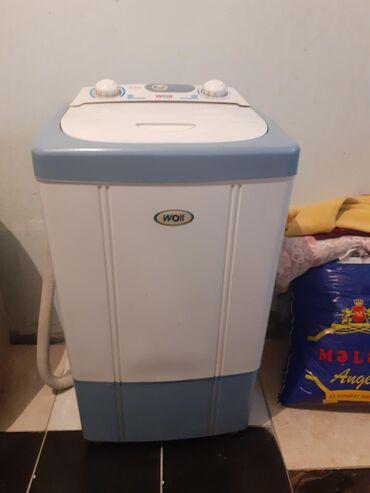 Öndən Yarımavtomat Washing Machine Wolf 7 kq