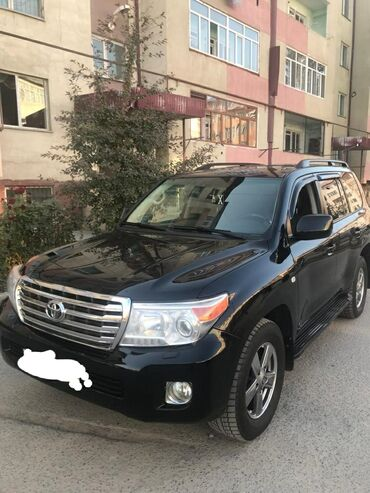 автомобильные шины для внедорожников в Кыргызстан: Toyota Land Cruiser 4.7 л. 2008 | 2222 км