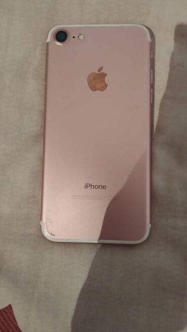 gold man бишкек in Кыргызстан   APPLE IPHONE: IPhone 7   32 ГБ   Rose Gold Колдонулган   Бармак изи