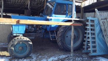 Грузовой и с/х транспорт в Бакай-Ата