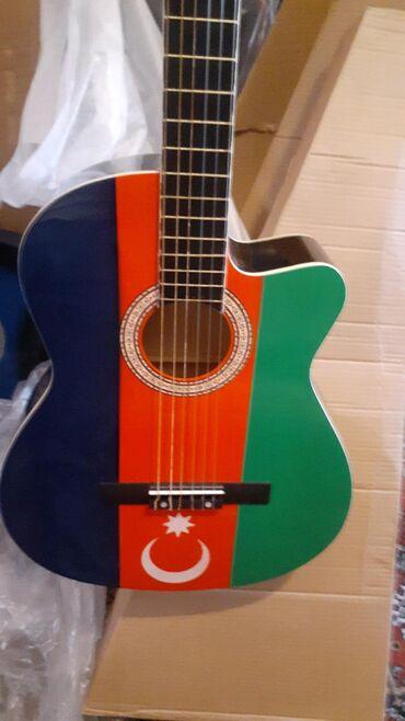 Yeni keyfiyyeli böyuk ölcude gitaralarin satişiTopdan qiymete
