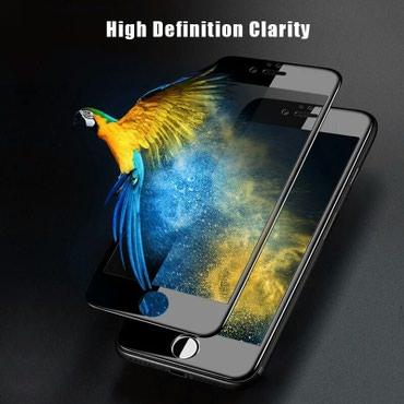 Zaštitno staklo   Srbija: Iphone 7 3D zastitno staklo