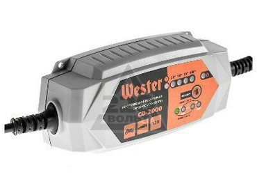 Зарядное устройство WESTER CD-2000 в Бишкек