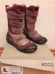спортивную обувь ecco в Кыргызстан: Сапоги ecco, размер - 31