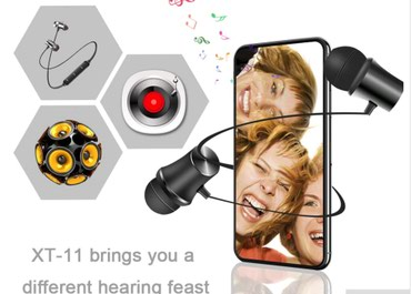Elektronika za auta - Backa Palanka: NOVE Bežične slušalice za mobilni telefon, laptop, računar i sve