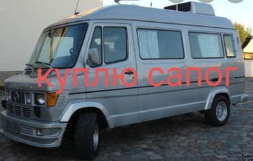 mercedes benz сапог в Кыргызстан: Mercedes-Benz 200 3 л. 1988