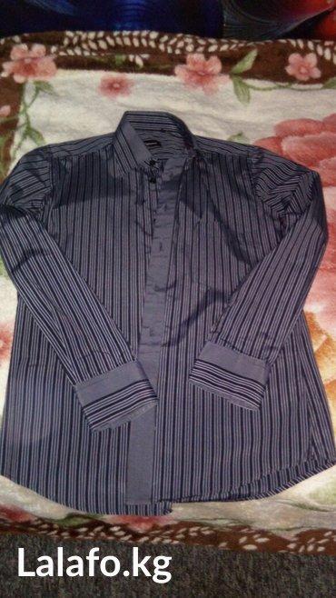 Продаю мужскую рубашку б/у в хорошем состоянии, размер 38 в Лебединовка