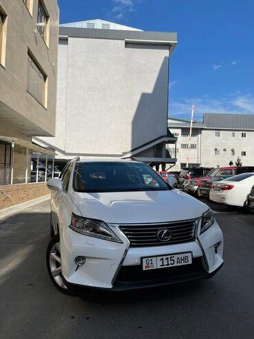 Lexus - Бензин - Бишкек: Lexus RX 3.5 л. 2010