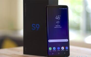 Б/у Samsung Galaxy S9 64 ГБ Серый