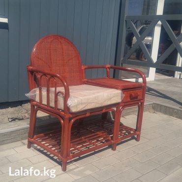 Телефонный столик, подходит для загородного дома, дачи, сада, в Бишкек