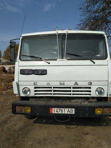 продаю Камаз с / х вариант в хорошем состоянии  в Бишкек