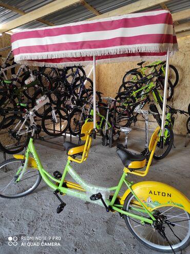 фотоаппарат на велосипед в Кыргызстан: Двухместный велосипед