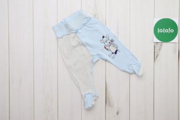 Детская одежда и обувь - Киев: Дитячі повзунки з мавпочкою    Довжина: 37 см Довжина кроку: 12 см Нап