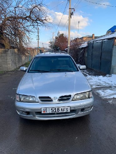 avtomobil-nissan-march в Кыргызстан: Nissan Primera 2 л. 1999