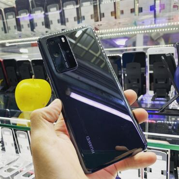 фужеры стекло в Кыргызстан: 🟠 Huawei 🟠 P40 Pro 🟠 8/256gb 🟠 состояние отличное 🟠 без комплекта