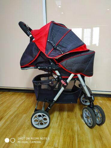 удобные коляски для новорожденных в Кыргызстан: Корейская коляска Capella зима-лето. Состояние очень хорошее