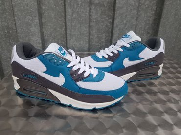 Nike air max 90-tirkizno-sive-novo-br. 41-46! Nike potpuno nove - Nis