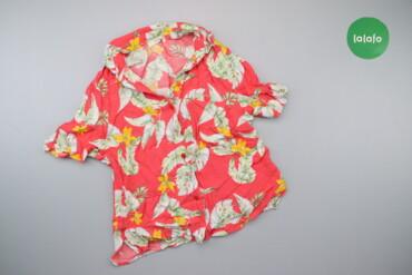 1537 объявлений: Жіноча сорочка з квітковим принтом DF YOUNG, р. XS   Довжина: 46 см Ши
