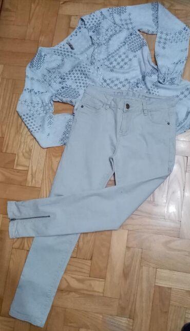 Bluza i keper pantalone