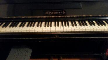 Спорт и хобби - Токмок: Продаю пианино