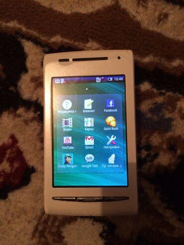 sony ericsson xperia x1 в Кыргызстан: Продаю или меняю. Sony Ericsson E15i в хорошем состояние