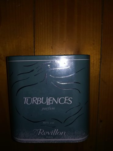 Bakı şəhərində Parfum. Turbulences. Made in France. 15 ml