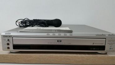 CD/DVD Player Sony +караоке. Changer на 5 дисков
