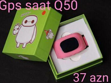 Yeni Model,Uşaqlar Üçün Axıllı Saat Q50.Çox Əla Funksiyalara Sahib Bu