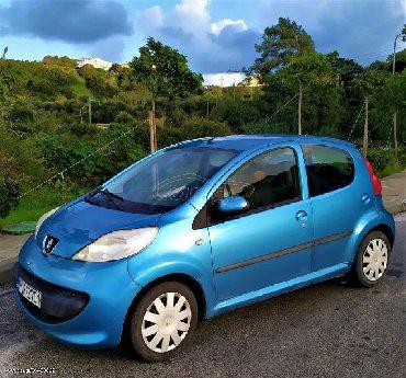 Peugeot 107 10 l. 2007 | 96659 km