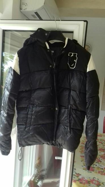 Muska-nova-l - Srbija: Muska jakna,nova,veličina xs