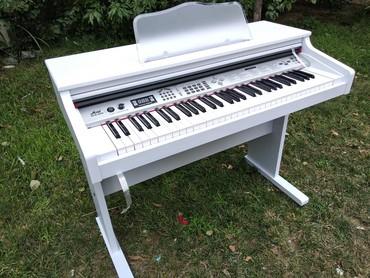 piano-şekilleri - Azərbaycan: Pianino elektron 5 oktava həcmində flas kartli