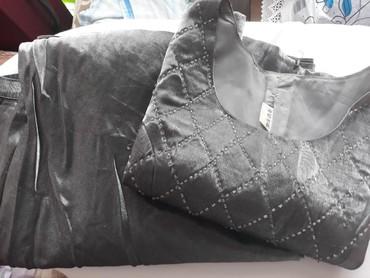 Komplet-suknja - Srbija: Komplet suknja i majica Velicina L,xl