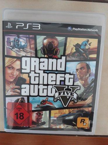 Video igre i konzole | Srbija: GTA V ZA PS3!!!