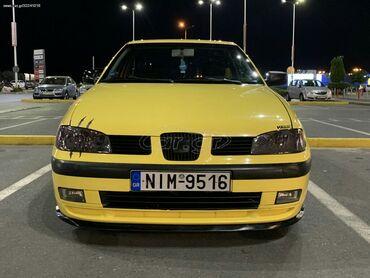 Seat Ibiza 1.4 l. 2001 | 130000 km