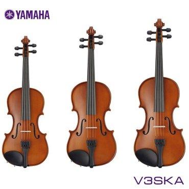Скрипка Yamaha v3ska— это идеальная акустическая скрипка для