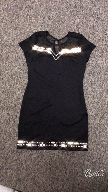 Маленькое черное шикарное платье в в Лебединовка