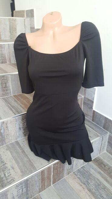 Haljine - Arandjelovac: Kupljena kao haljina, za moj ukus prekratka, moze i kao tunika. Vel
