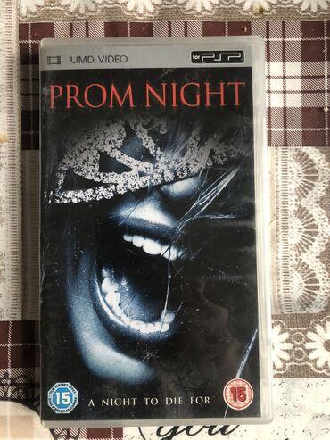 prom mashinka в Кыргызстан: UMD VIDEO PSP кино PROM NIGHT