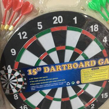 Dartboard 15 diametrli 7azn 12diametrli -6azn