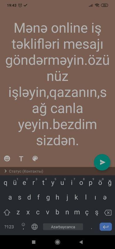 Личные вещи - Сарай: İş təklifləri yazmayın!!!!