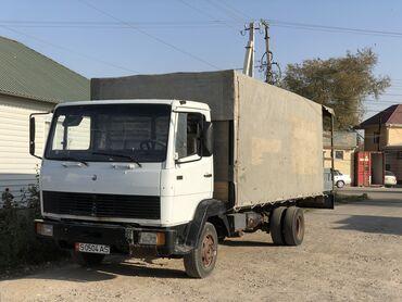 Мерседес гигант 814 москва - Кыргызстан: Мерс 814