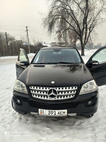 биндеры 350 листов для дома в Кыргызстан: Mercedes-Benz ML 350 3.5 л. 2005