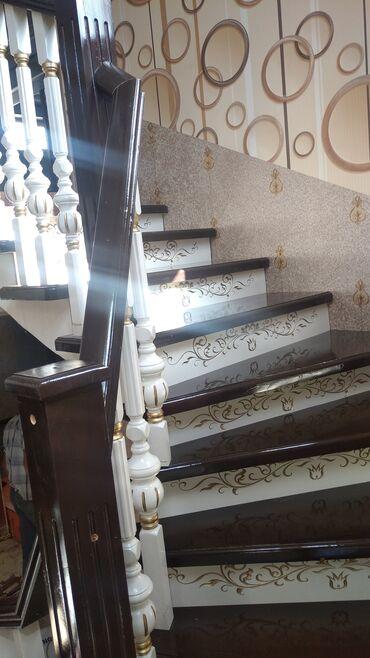 Услуги - Ноокат: Лестницы