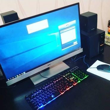системный блок i5 в Кыргызстан: Игровые компьютеры, огромный выбор. новые и б/у  i3, i5,i7.  много игр