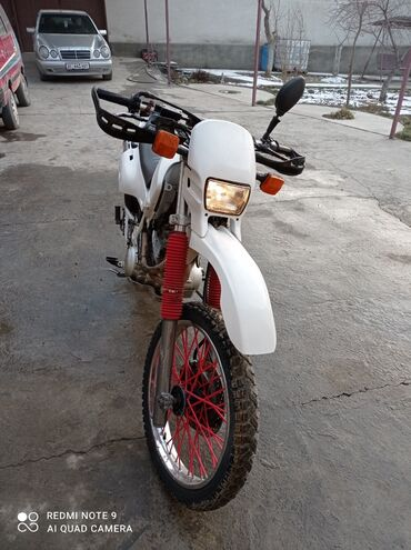 мопед yamaha в Кыргызстан: Продам Yamaha XT год состояния хороший сел поехал