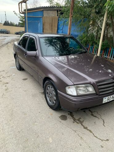 brilliance m2 1 8 at - Azərbaycan: Mercedes-Benz C 180 1.8 l. 1995 | 99999999 km